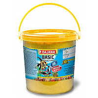 Dajana Tropica Basic 10л/2кг -полноценное питание для аквариумных рыбок из 7 видов хлопьев (5257)