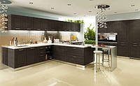 кухня из массива фото 14