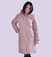 Женская демисезонная куртка. Модель 33. Размеры 48-60