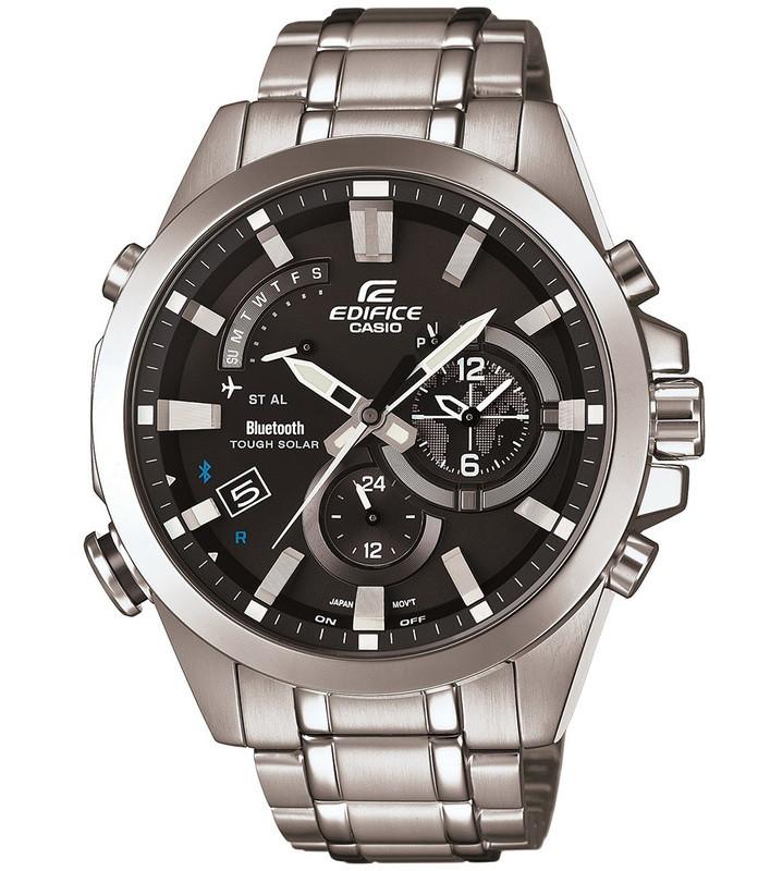Часы Casio EQB-510D-1A Bluetooth