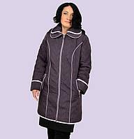 Женская демисезонная куртка. Модель 3. Размеры 52-60