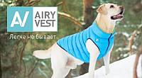 Collar AiryVest - ультралегкая жилетка для собак для крупных пород, L 55