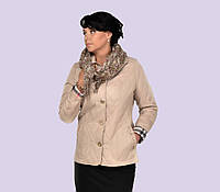Женская демисезонная куртка. Модель 008. Размеры 50-60