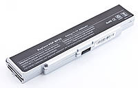 Батарея Sony VAIO VGN AR, C, FE, FJ, FS, FT, N, S, SZ, 11,1V, 4400mAh, Silver