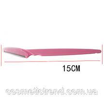 Триммер/бритва для коррекции формы бровей Tinkle Eyebrow Trimmer Shaver Knife (1триммер-35 грн), фото 2