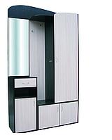 """Прихожая """"ПМ-07"""" РТВ мебель (компактная с зеркалом и шкафом)"""