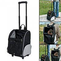 Trixie Trolley TX-2880 тележка-рюкзак для кошек и собак до 8кг
