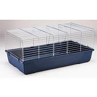 Клетка для морских свинок и кроликов Кролик-100 Лори (Лорі), разборная (цинк), 1000х540х460мм