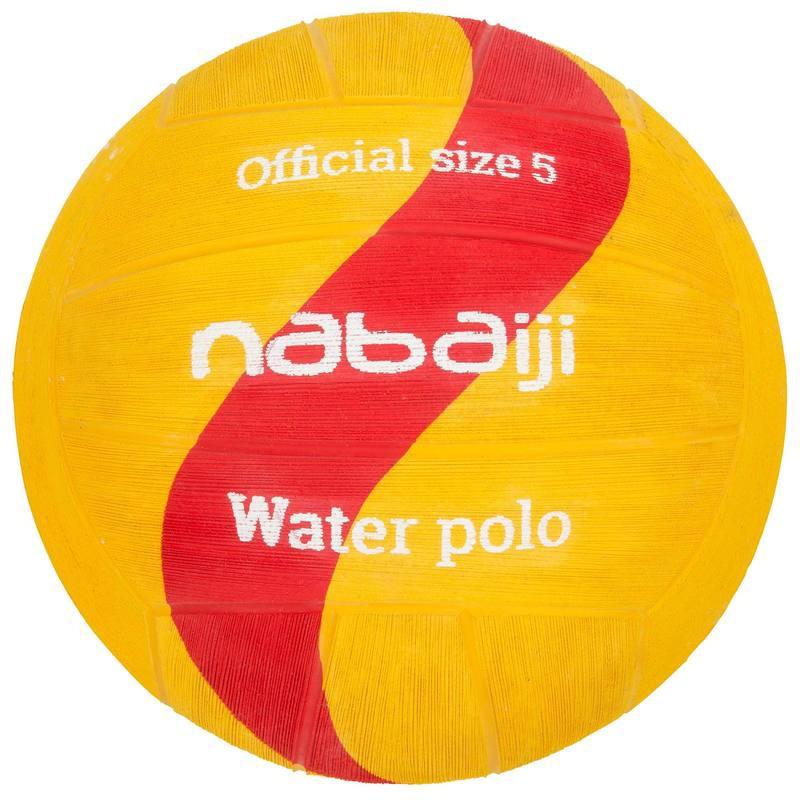 Мяч Nabaiji Water polo мужской размер 5