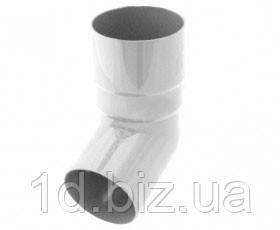 Колено водосточной системы Бриза (Bryza) 90 мм белый