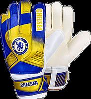 Перчатки вратарские CHELSEA (р-р 8,9,10) NEW!, фото 1