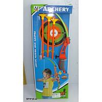 Лук со стрелами в коробке