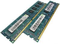 Память для компьютера 4GB DDR3 1333MHz PC3 10600U. Intel/AMD. Гарантия