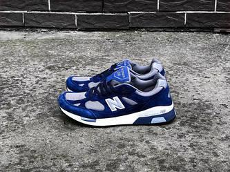 Мужские кроссовки New Balance 9905 Blue
