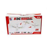 Большой квадрокоптер X5C 8969