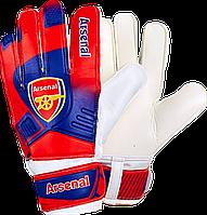 Перчатки вратарские ARSENAL (р-р 9,10) NEW!, фото 1