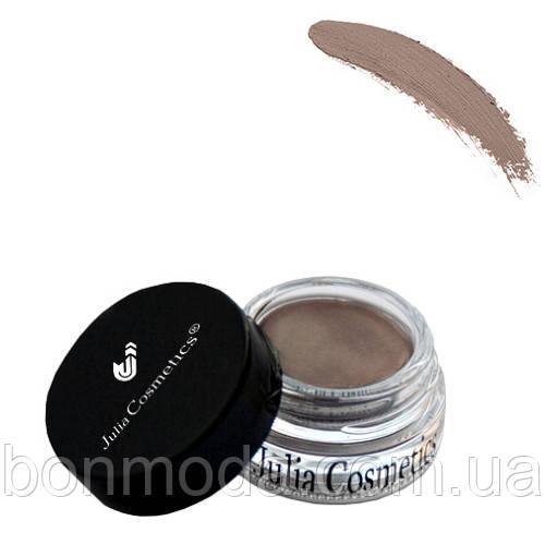 "Гелевая помада для бровей Julia Cosmetics Eyebrow Pomade JC-850 ""Taupe"""