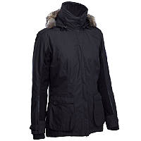 Теплая куртка Fouganza Paddock женская темно серая