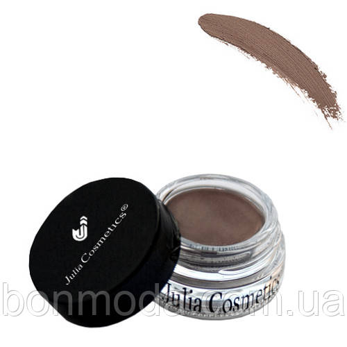 "Гелевая помада для бровей Julia Cosmetics Eyebrow Pomade JC-850 ""Soft Brown"""