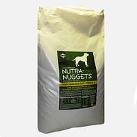 Nutra Nuggets Performance зеленая для взрослых собак 15кг+3кг