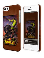 Чехол для iPhone 5c World of Warcraft