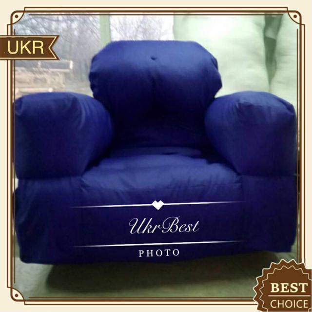 """Раскладные кресла кровати """"Хиппо""""  - от прямого производителя в Украине - компании UkrBest. Бескаркасная мебель из водостойкой ткани Oxford600pu для гостинной и зала"""
