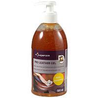 Мыло для ухода за кожаной амуницией 2 в 1 Fouganza Pro'Leather gel 500 мл.
