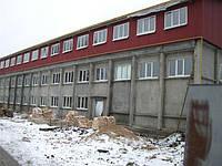 Строительство быстромонтируемых зданий