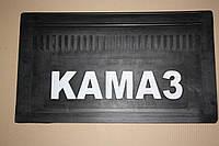 Брызговики передние КАМАЗ (35*50) обьемный текст