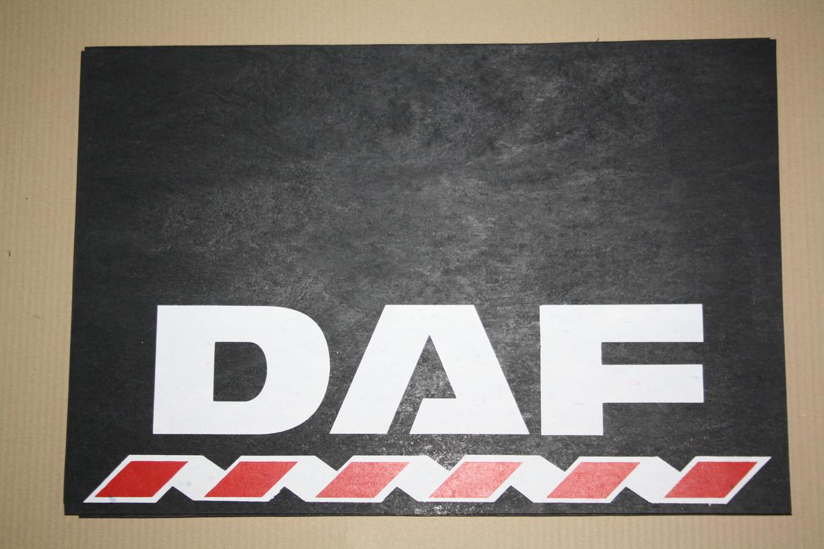 Купить комплект передних брызговиков на DAF (Турция)