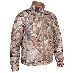 Куртка охотничья флисовая мужская Solognac Actikam 300
