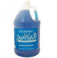 Chris Christensen Smart Wash Tropical Breeze 3,8л -концентрированный шампунь Тропический Бриз (1:50)