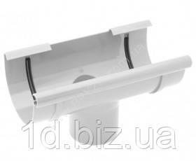 Воронка сливная водосточной системы Бриза (Bryza) 150 мм белый