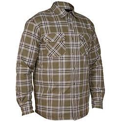 Рубашка охотничья мужская Solognac Taiga 300
