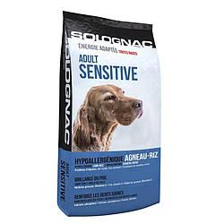 Корм для собаки Solognac Adult Sensitive