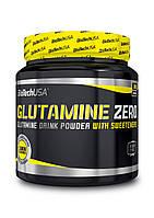 Глютамин Biotech Glutamine Zero (300 g)