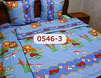 Постельное в детскую кроватку, манеж ПОЛЯНКА 0546-3 М