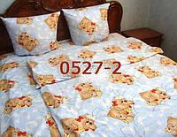 Постельное в детскую кроватку или манеж 0527-2 М
