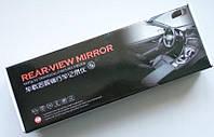 Автомобильный видеорегистратор-зеркало с выносной камерой заднего вида DVR-138