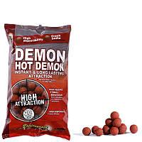 Шарики протеиновые Starbaits Performacne Concept Hot Demon 1 кг. 20 мм.
