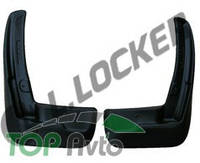 L.Locker Брызговики передние Subaru Outback 2009-2015