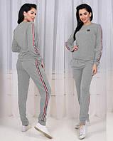 Серый спортивный костюм женский в Одессе. Сравнить цены, купить ... 42afaa26308