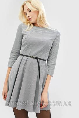 """Платье """"NAVIS"""" серый весна"""