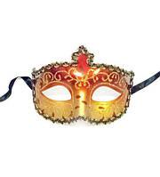 Маска венецианского карнавала женская