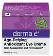 Антивозрастной антиоксидантный крем для кожи вокруг глаз *Derma E (США)*, фото 3