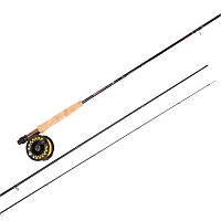 Набор для ловли на муху Caperlan Go Fishing Fly