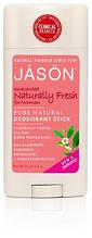 Дезодорант антиперспирант стик «Природная свежесть» для женщин * Jason (Канада)*
