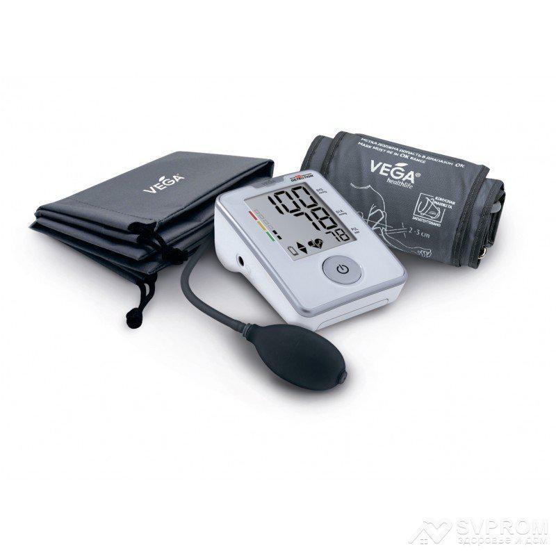 Полуавтоматический тонометр на плечо VEGA VS-250
