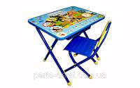 Набор детской трансформируемой складной мебели №3 «Простаквашино»
