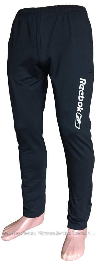 Мужские спортивные штаны тонкий трикотаж